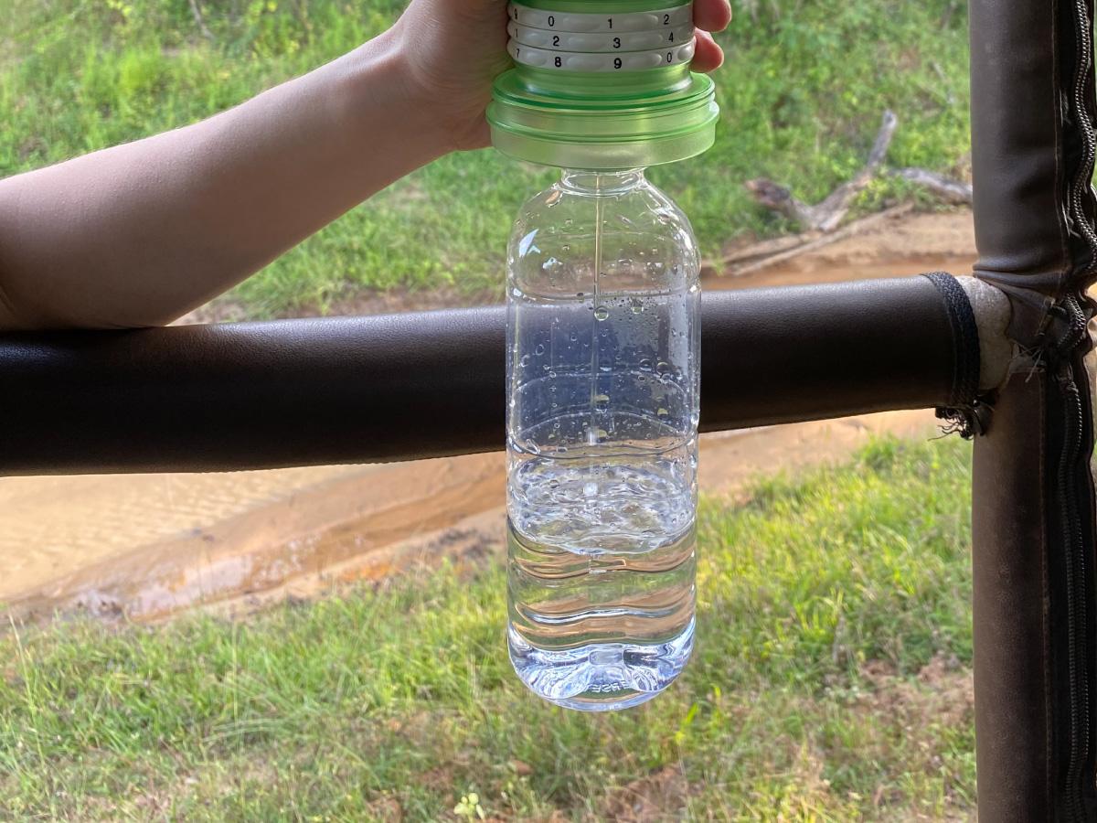 攜帶式淨水器