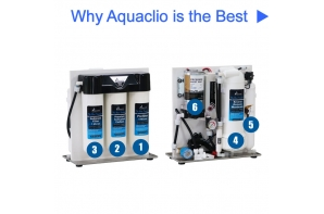 Direct Flow Ro System Products Aquaclio 174 Pure Water